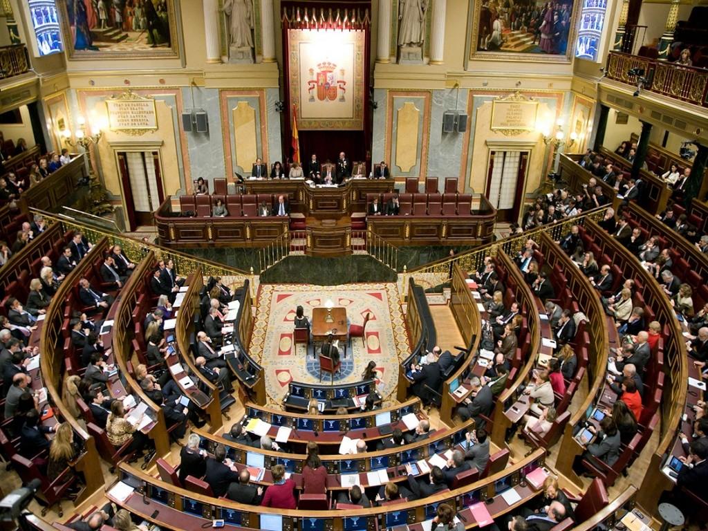 Ciudadanos dará el sí para que el PP presida el Congreso español