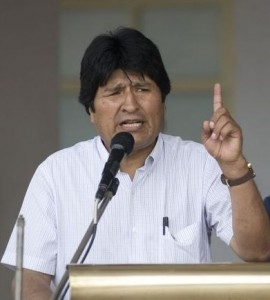 Como es su costumbre Evo Morales interpreta al revés lo que le pide la OEA a Venezuela
