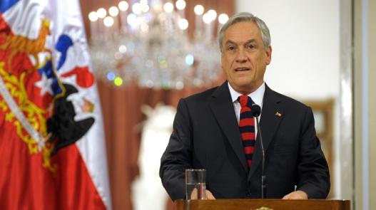 Sebastián Piñera encabeza intención de voto para volver a gobernar en Chile