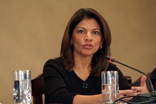 Laura Chinchilla afirma que el comunicado del Mercosur sobre Venezuela 'es pésimo'