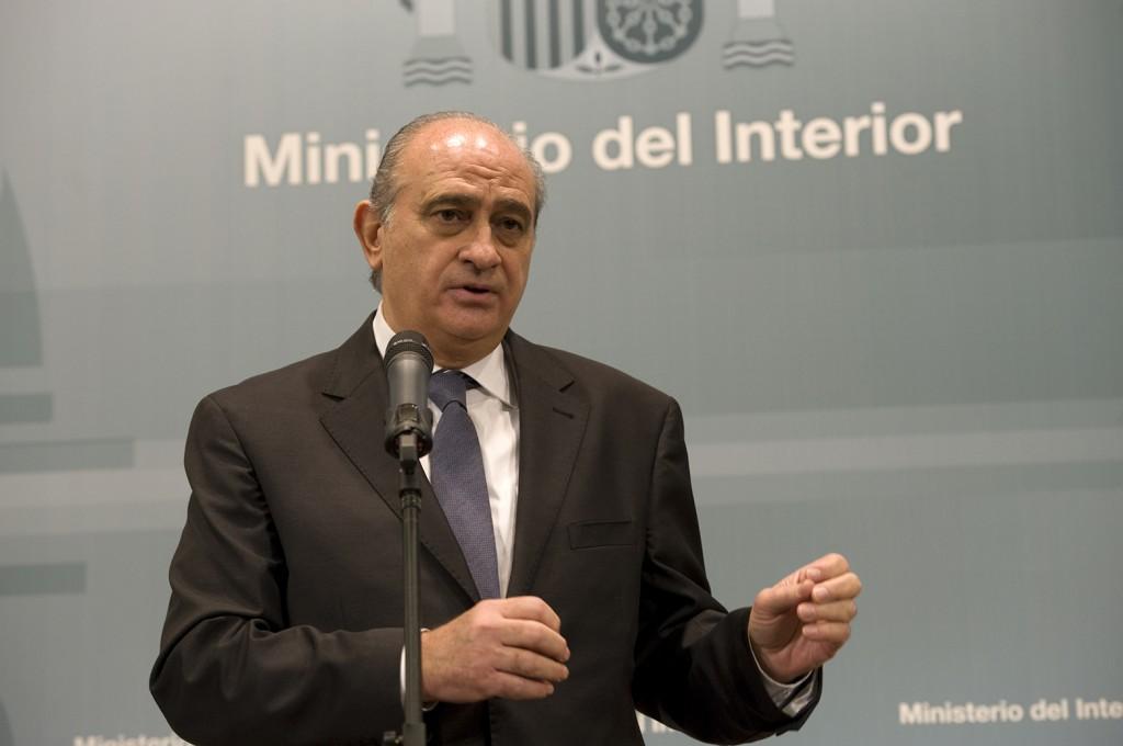 Ministro del Interior, Jorge Fernández Díaz