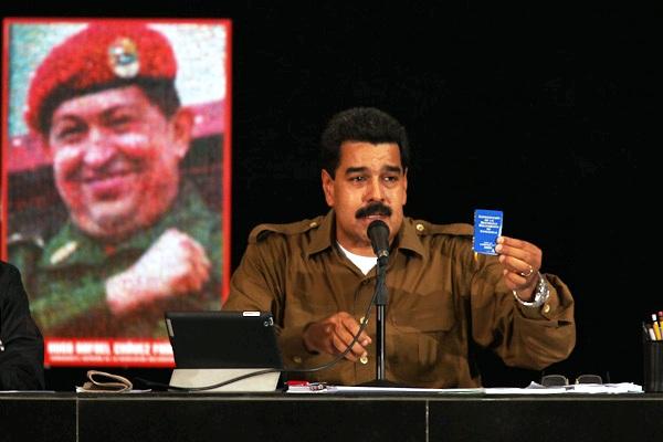 Nicolás Maduro (Foto: Minci)