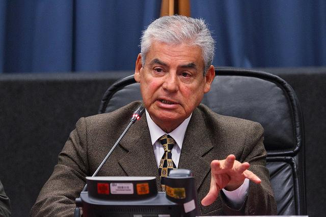 Cesar Villanueva policia
