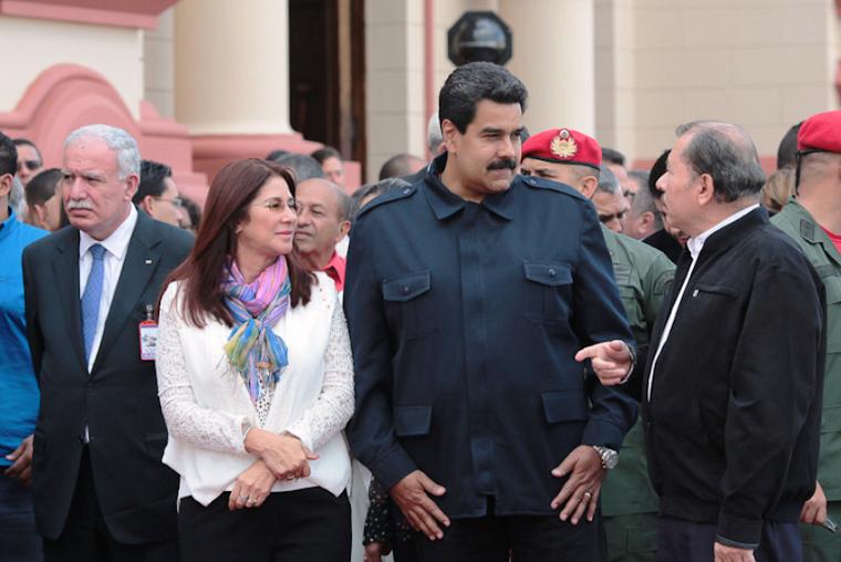 Nicaragua podría perder aprobación al 'Nica Act' por apoyar al régimen de Venezuela