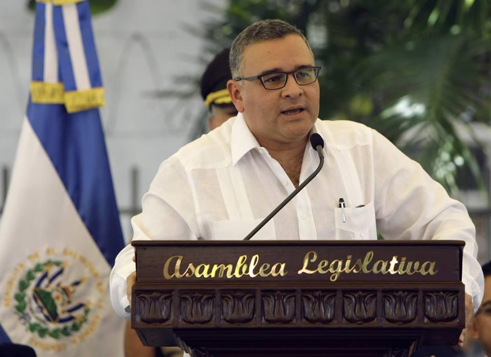 El Salvador: Funes destaca que ley de Desarrollo y Protección Social es uno de sus principales legados