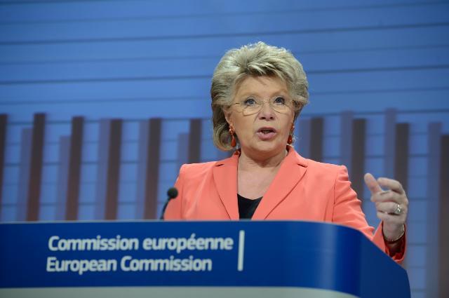 Viviane Reding (Foto: CE)