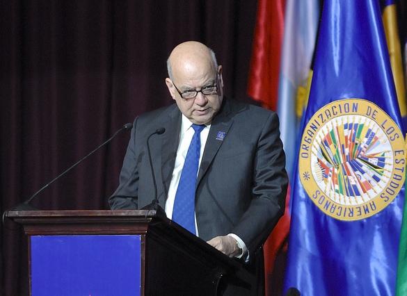 OEA recibe fondos de EE.UU para impulsar la paz en Colombia