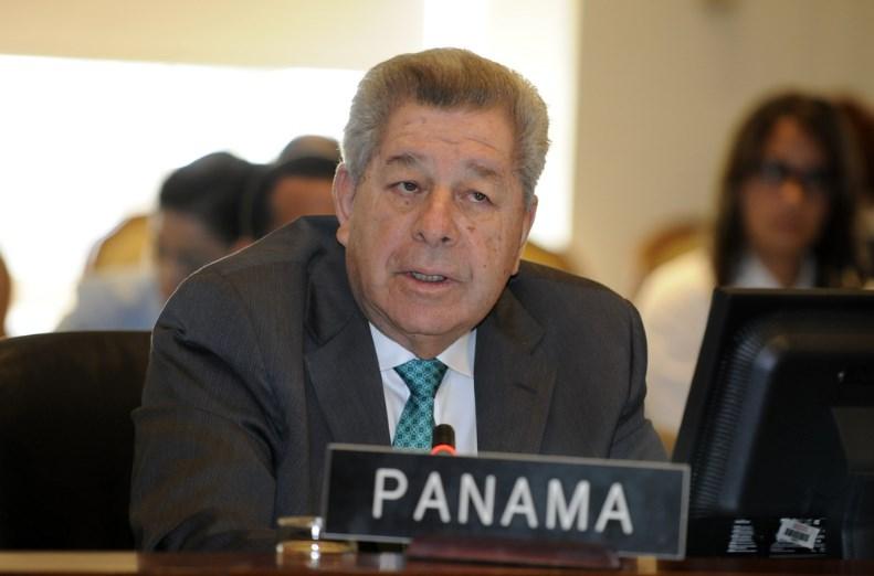 OEA: cálida despedida al embajador de Panamá, Arturo Vallarino