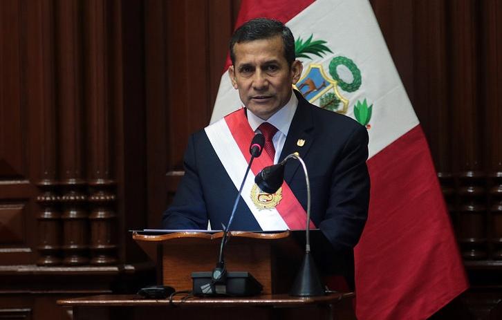 Perú firma convenio con Banco Mundial