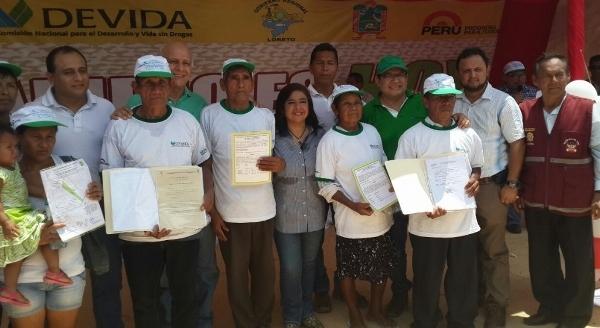 Perú entregará 20 mil títulos de propiedad  en 2015