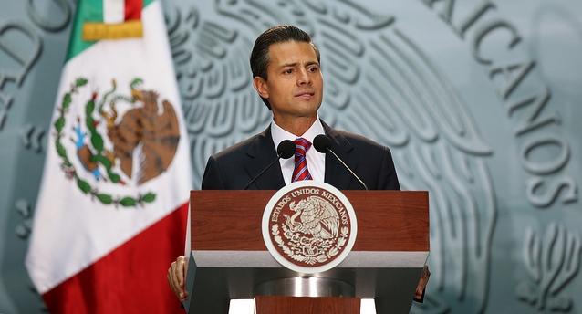 Presidente de México viajó a EE.UU