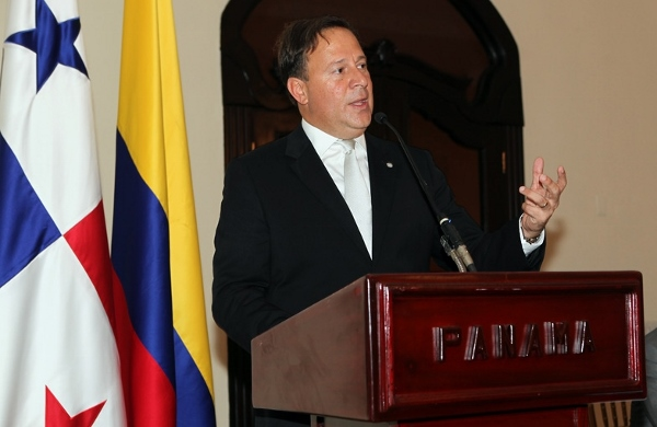 """Varela: """"los panameños demandan un mejor uso de los recursos"""""""