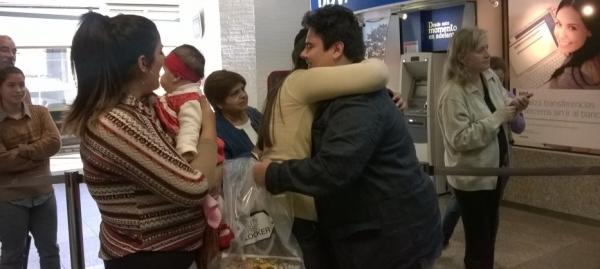 Arriban a Paraguay repatriados procedentes de España