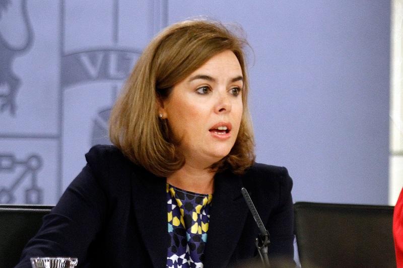 Si el Parlament de Cataluña aprueba la ley de consulta el gobierno interpondrá recurso