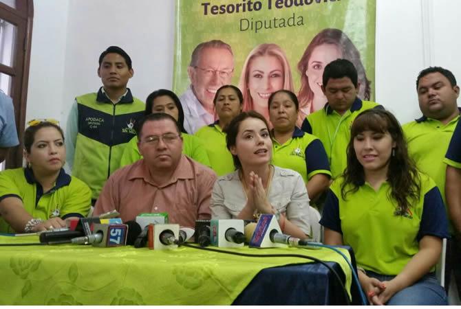 """Bolivia: partido Sin Miedo (MSM) denuncia """"linchamiento mediático"""" a la madre de líder opositora"""