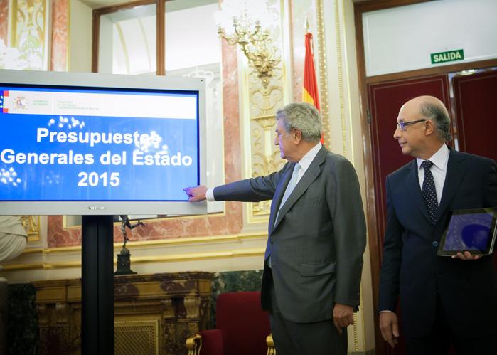 Las Cuentas Públicas de 2015 impulsan el crecimiento económico, declara el Gobierno