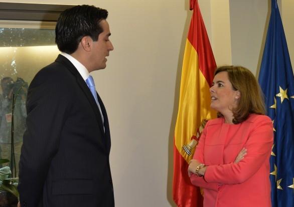 Chile y España fomentan cooperación en seguridad y lucha contra el terrorismo