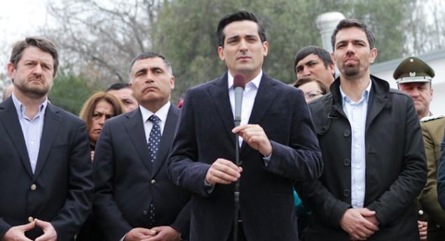 Chile valora directrices de programa de seguridad ciudadana para  2014-2017