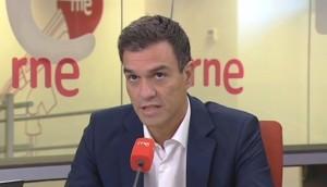 """El PSOE dice que no pactará con quien quiere """"convertir a España en la Venezuela chavista"""""""