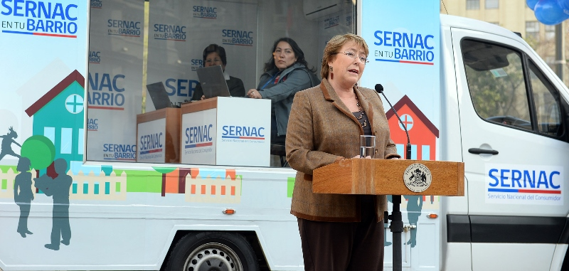 Chile aboga por derechos de consumidores
