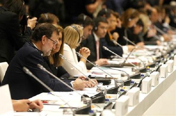 Rajoy valora designación de Arias Cañete como comisario de Energía y Cambio Climático de la UE