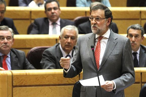 Rajoy pide disculpas a los españoles por los casos de corrupción dentro del PP