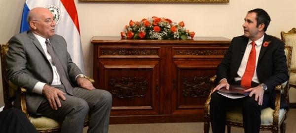 Ultiman detalles para el Foro de Inversiones y Comercio Reino Unido-Paraguay