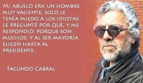 Recordando Al Gran Facundo Cabral Icndiario