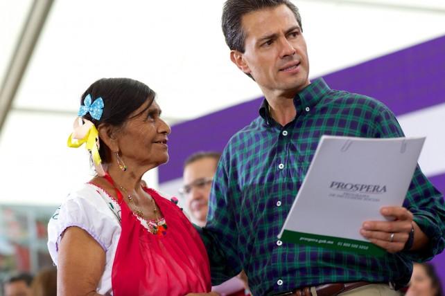 México valora programa de inserción social