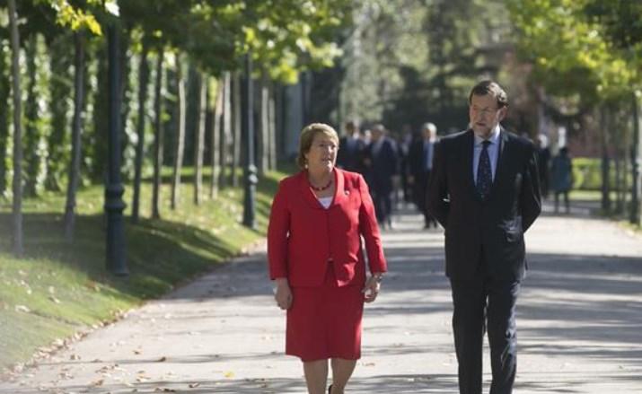 España y Chile refuerzan sus relaciones con varios acuerdos sectoriales