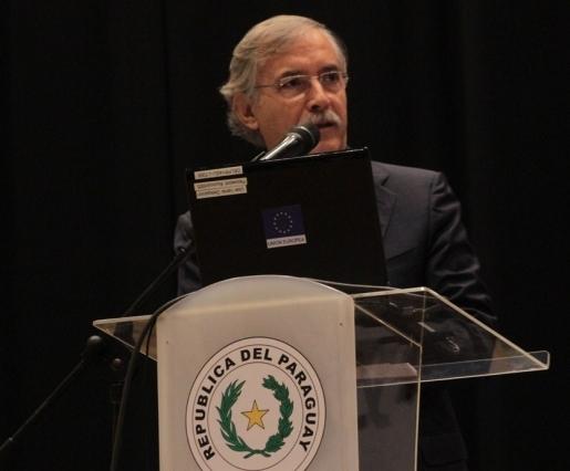 Nueva Comisión Europea destaca a Paraguay como socio estratégico en Latinoamérica