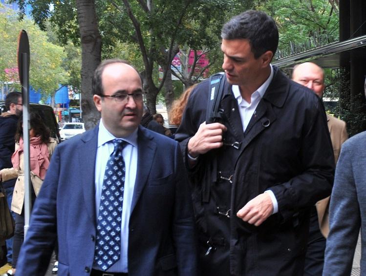 El PSOE recuerda que hay millones de catalanes que no estuvieron de acuerdo con la consulta