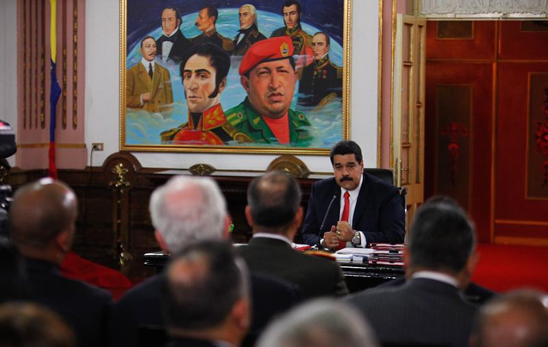 Nicolas Maduro reforma a través de la vía habilitante la ley contra la corrupción