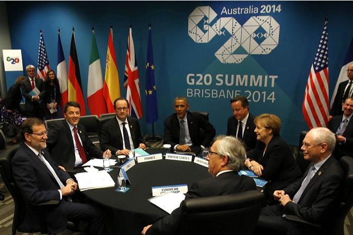 Rajoy subraya el compromiso del G-20 con el objetivo principal de crear empleo