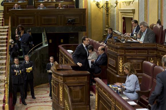 """Rajoy: """"Hoy es más difícil corromperse en España que antes de que nos confiaran el Gobierno"""""""