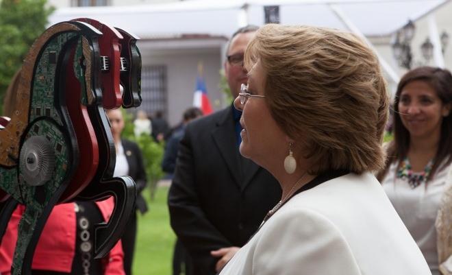 Chile valora acceso a nuevas tecnologías
