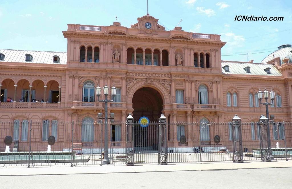 Gobierno argentino denuncia al juez que investiga a empresa hotelera de Cristina Kirchner