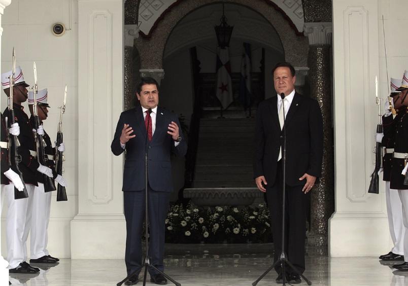 Honduras y Panamá priorizan esfuerzos conjuntos para enfrentar al crimen organizado