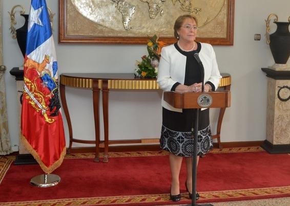 """Chile: """"hoy están las condiciones de estabilidad económica y política"""""""