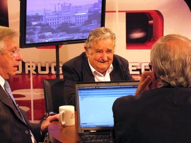 Mujica y la marihuana: 'Me siento orgulloso de ser un laboratorio experimental de políticas que, quizás, puedan aplicar otros'