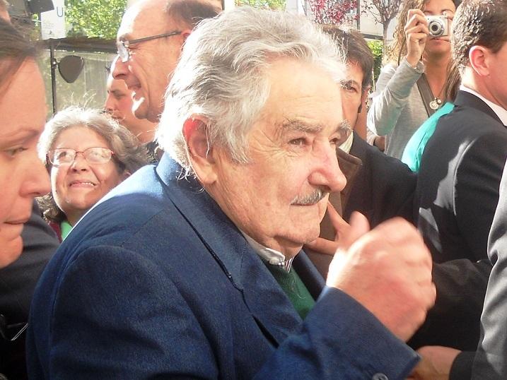José Mujica presidente de Uruguay