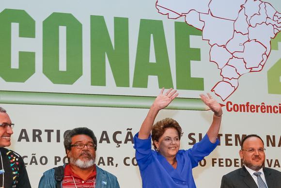 Dilma Rousseff dice que no ejerce presión para impedir investigar casos de corrupción