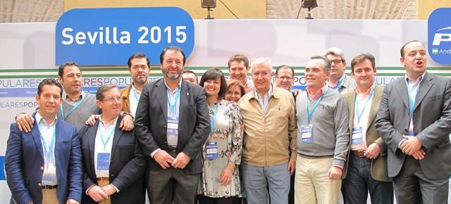 """Javier Arenas: """"la mejor terapia contra la corrupción es la transparencia"""""""