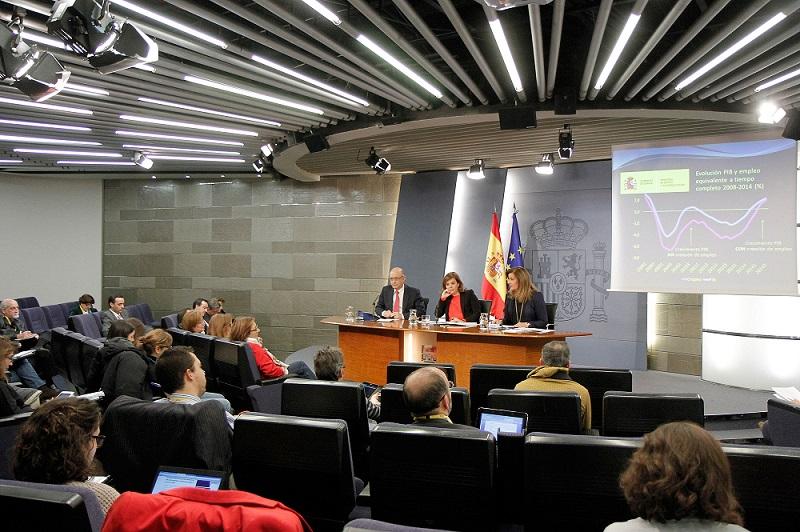 Gobierno español aprueba el Plan Extraordinario de Activación del Empleo
