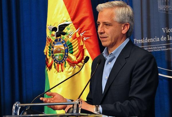 Bolivia celebra un año de puesta en órbita del satélite Túpac Katari