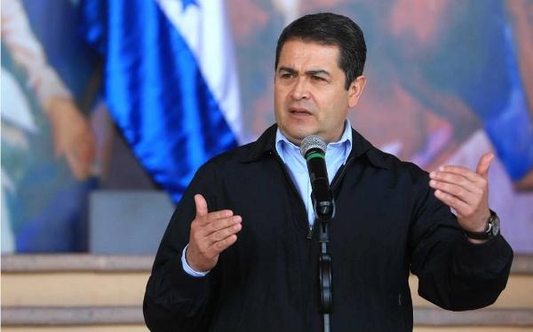 Honduras impulsa plan de seguridad fronteriza