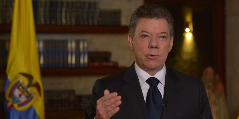 """Santos: """"le quiero decir al Presidente Maduro que estoy dispuesto a reunirme"""""""