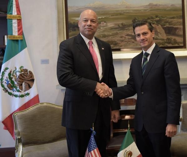 México y EE.UU analizan temas de seguridad