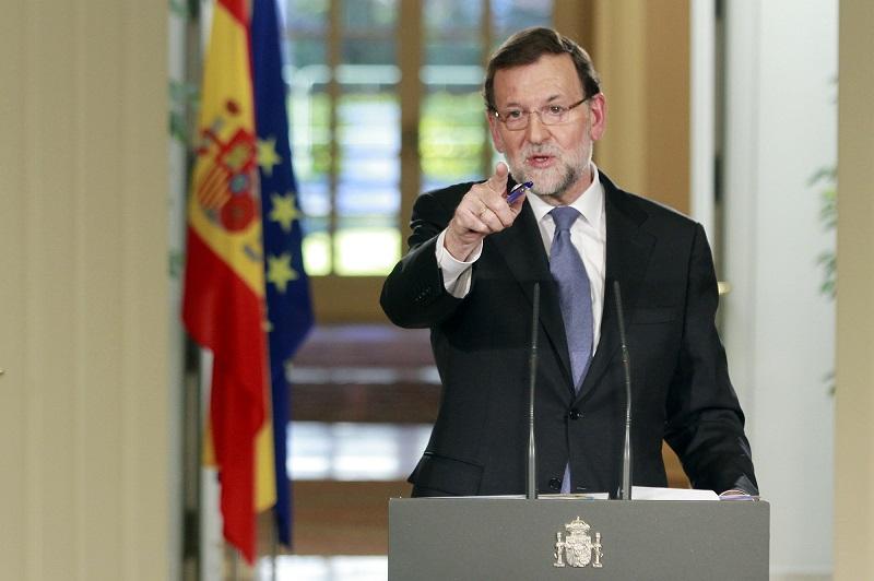 Mariano Rajoy hace balance de los temas que marcaron el año