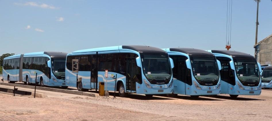 El Salvador anuncia puesta en marcha de moderno sistema de transporte público en 2015